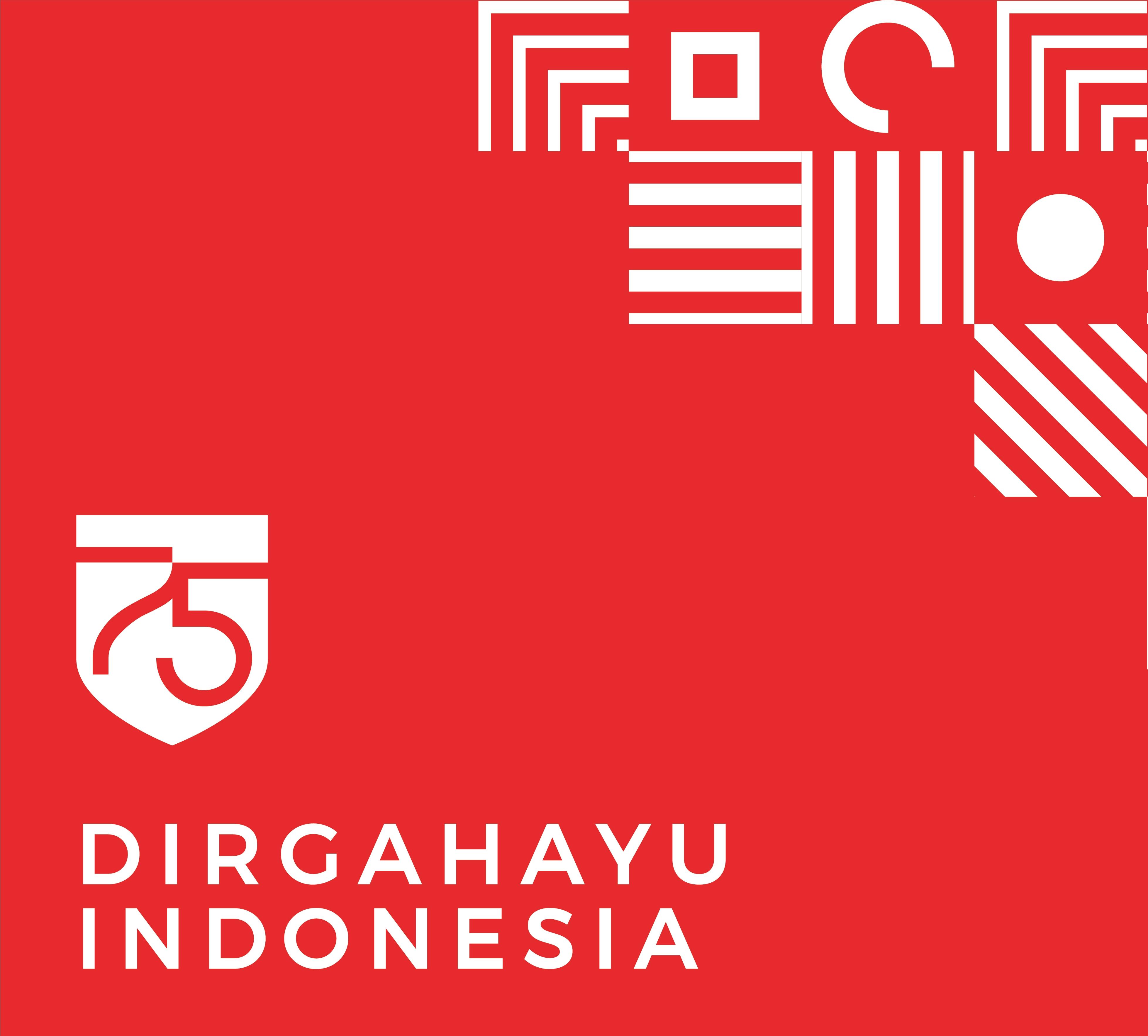 HUT ke-75 Kemerdekaan Republik Indonesia