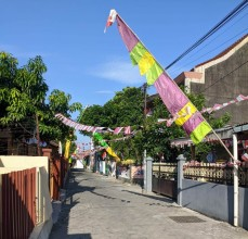 Semarak Peringatan Ulang Tahun ke-75 Republik Indonesia