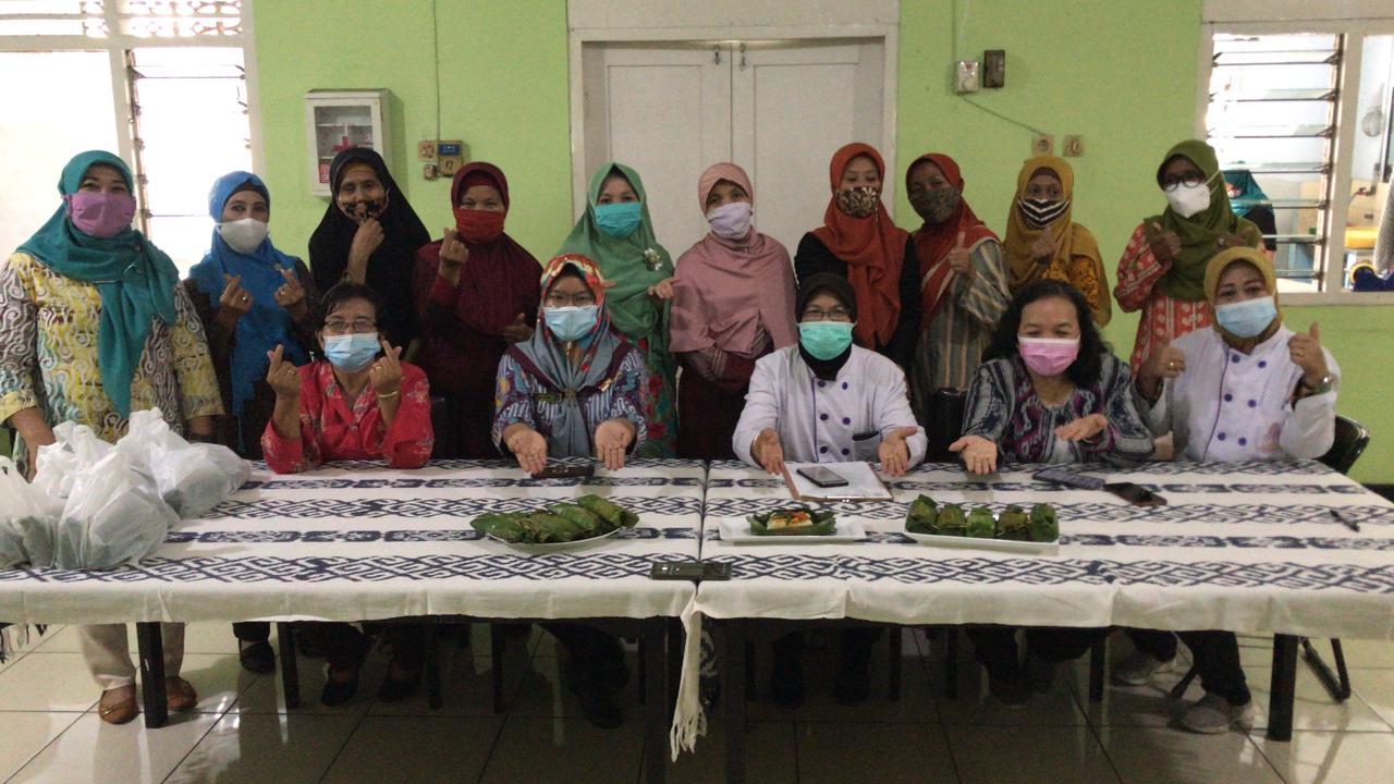 Pemberdayaan Perempuan Kelurahan Demangan melalui Pelatihan Kuliner
